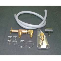 Common Rail Coolant Bypass Kit- Reduce Block Pressure At High RPM