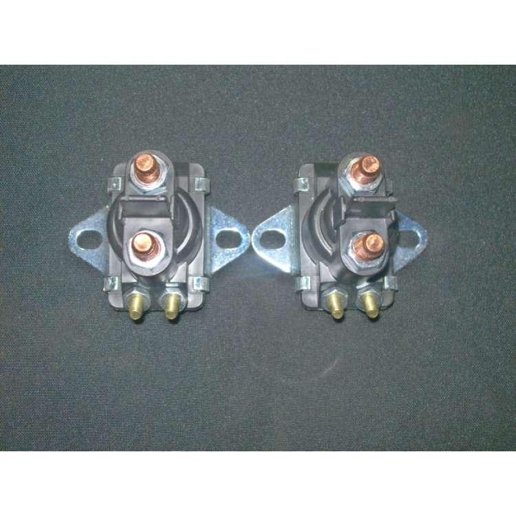 03-07 Dodge 5.9L Cummins Diesel Air Intake Heater Grid Relay PAIR
