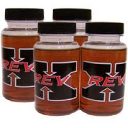Rev-X Oil Additive Treatment Kit 4 Pack