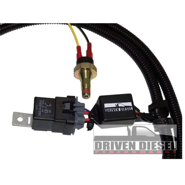 94-97 Ford 7.3L Powerstroke Driven Diesel Electronic Fuel Pump Harness