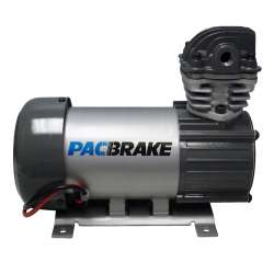 PacBrake HP625 12V Horizontal Air Compressor 150PSI 3.4CFM