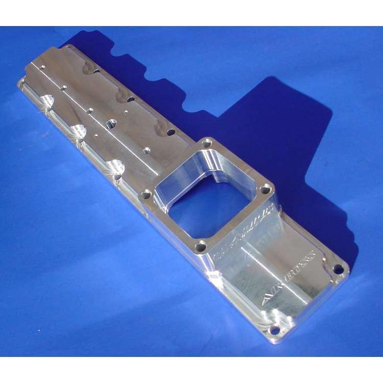 03-07 Dodge 5.9L  InAir-Boss CR In Intake Plenum Cover & Grid Heater Delete Kit