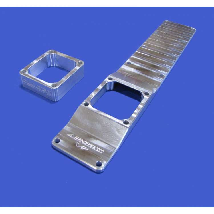 98.5-02 Dodge 5.9L  InAir-Boss VP In Intake Plenum Cover & Grid Heater Delete Kit