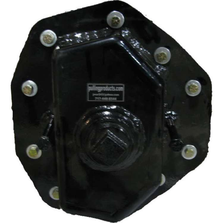 Dana 80 Girdled Differential Cover w/Snubber Bolts