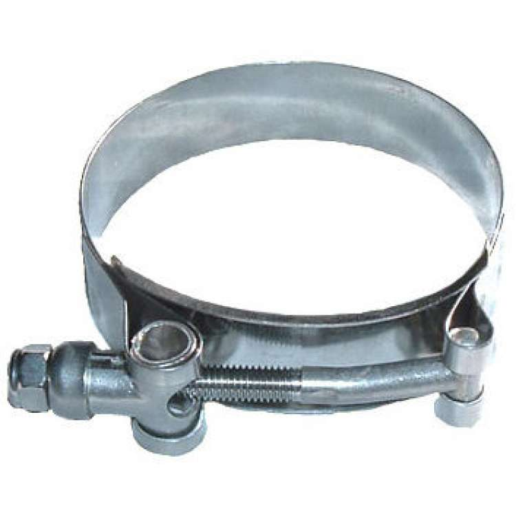 T-Bolt Clamp for 4.0 In Intercooler Boots/Hoses