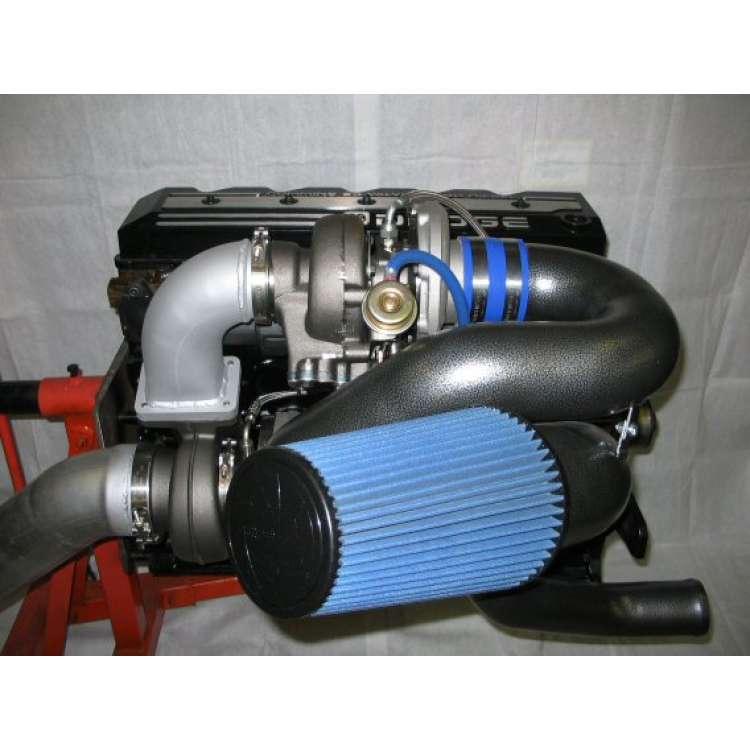 94-02 Dodge 5.9L Cummins Source Automotive Twin Turbo Kit
