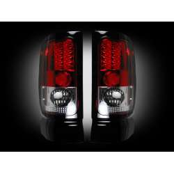 1994-2002 Dodge Ram 2500/3500 Recon Red LED Tail Lights