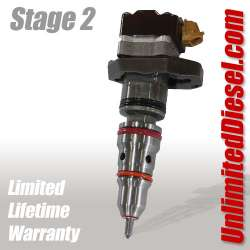 94-03 7.3L Powerstroke Unlimited Diesel Stage 2  InA In Code Injectors