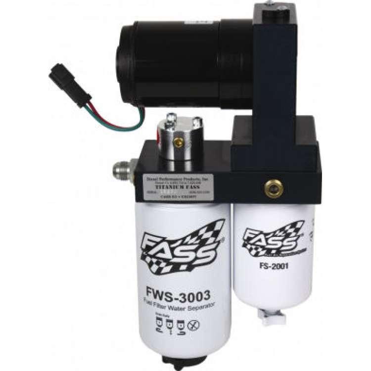 Fass Titanium Series 250GPH Fuel Pump 05-2018 Dodge Cummins