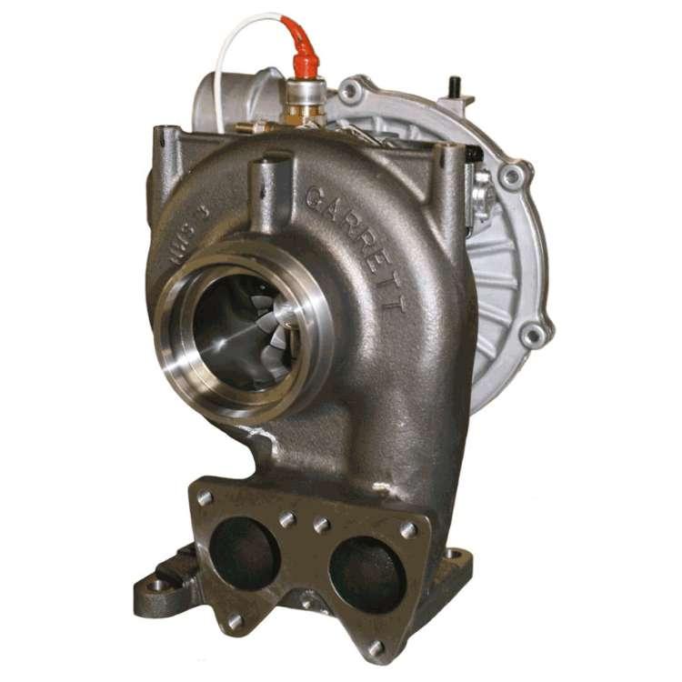 04.5-09 GM 6.6L Duramax Garrett PowerMax Stage 2 AVNT GT4094VA Turbo Upgrade