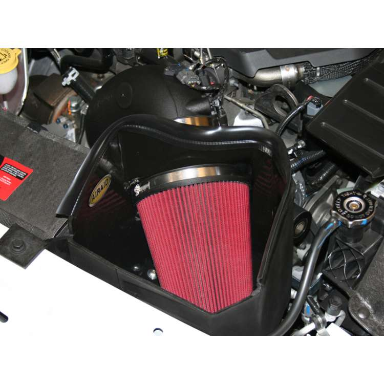 10-12 Dodge 6.7L Cummins Diesels AiRaid SynthaMax Intake System