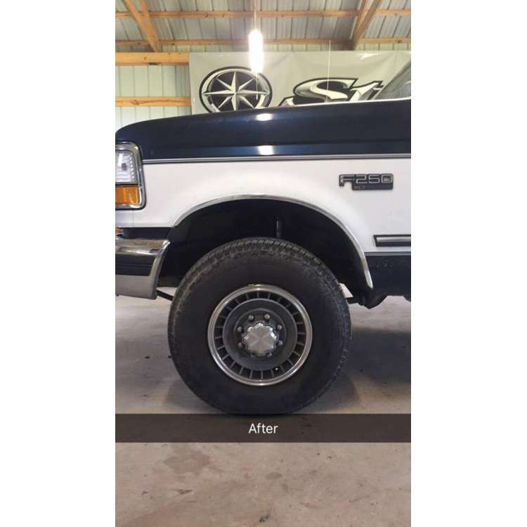80-97 Ford F-250 / F-350, Complete Performance 2WD Leveling Kit