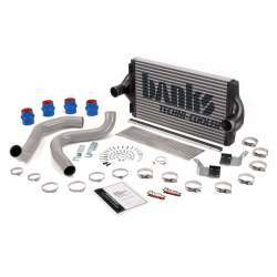 99-03 Ford 7.3L Powerstroke Banks Techni-Cooler Intercooler System