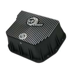 94-07 Dodge 47RH/47RE/48RE AFE High Capacity Deep Transmission Pan w/Machined Fins