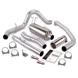 03-07 Ford 6.0L Powerstoke Banks Monster Exhaust