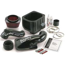 01-04 GM 6.6L Duramax Banks Ram-Air Intake System