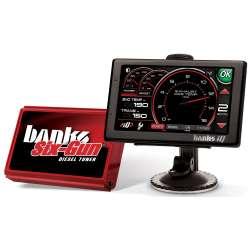 03-07 Dodge 5.9L Cummins Banks Six-Gun Tuner W/ iQ Dashboard