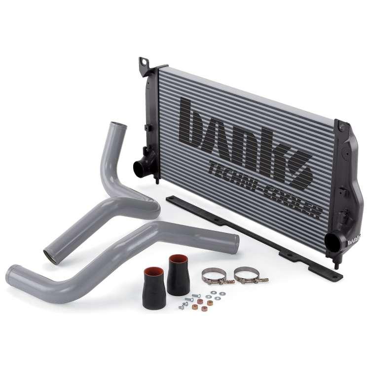 01-04 GM 6.6L Duramax Banks Techni-Cooler Intercooler System
