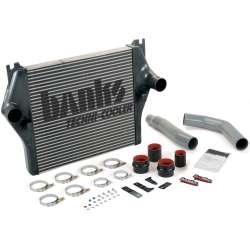 07.5-08 Dodge 6.7L Cummins Banks Techni-Cooler Intercooler System