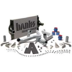 94-97 Ford 7.3L Powerstroke Banks Techni-Cooler Intercooler System
