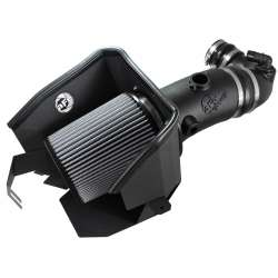 08-10 Ford 6.4L Powerstroke Diesel AFE Stage 2 PRO DRY S Cold Air Intake System