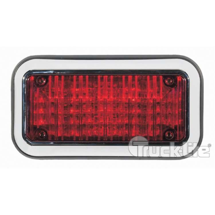 Truck Lite LED Perimeter Lights 3 x 7 Surface Mount Kit