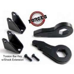 01-10 Chevrolet 2500 Pro Comp Torsion Key 2.5IN Lift Front