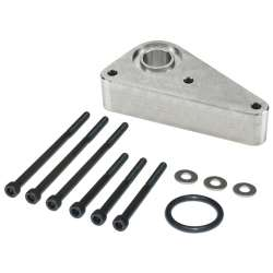 Derale Dodge 727/47RE/48RE/924 Transmission Filter Extension Adapter