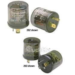 Truck Lite 10 Lamp Electro-Mechanical Flashers 1.33'' Round