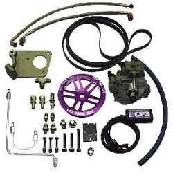 04.5-10 GM LLY/LBZ/LMM 6.6L Duramax ATS Twin CP3 Pump Kit w/Pump