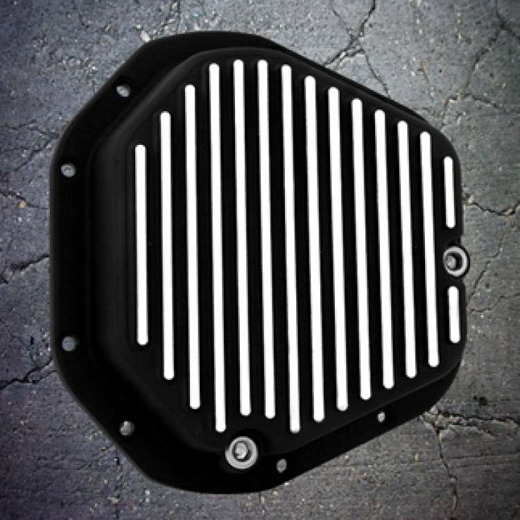 Ford Dana 50 Front 10 Bolt Differential Cover Grille Style