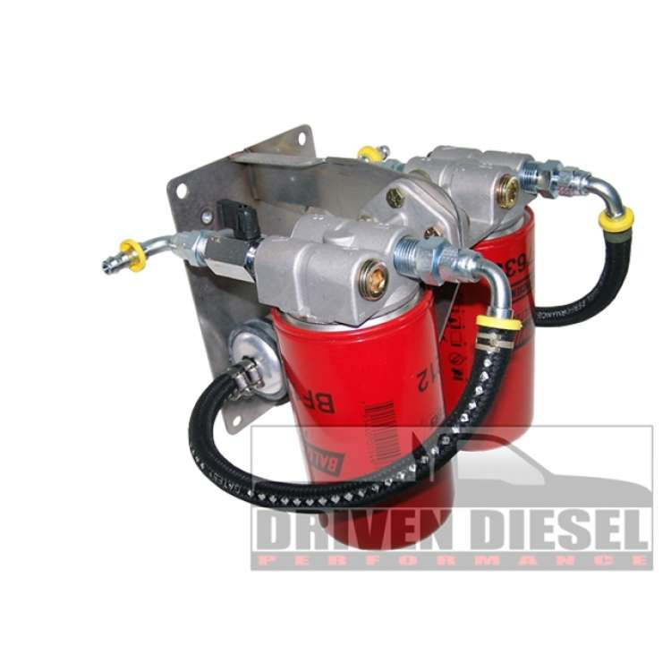 94-97 Ford 7.3L Powerstroke Driven Diesel OBS Electric Fuel System