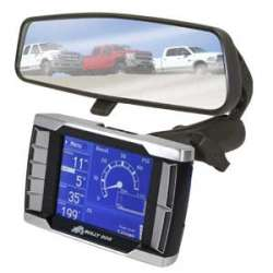 RAM Mirror-Mate Mounting Kit for PMT Ford, Dodge