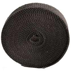 Heatshield Products Black Exhaust Wrap 2 In Wide by 25' Long