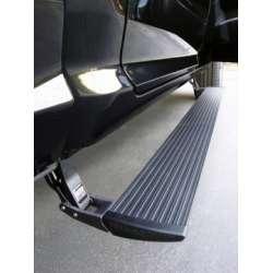 02-08 Dodge 1500 Quad Cab PowerStep Automatic Running Boards