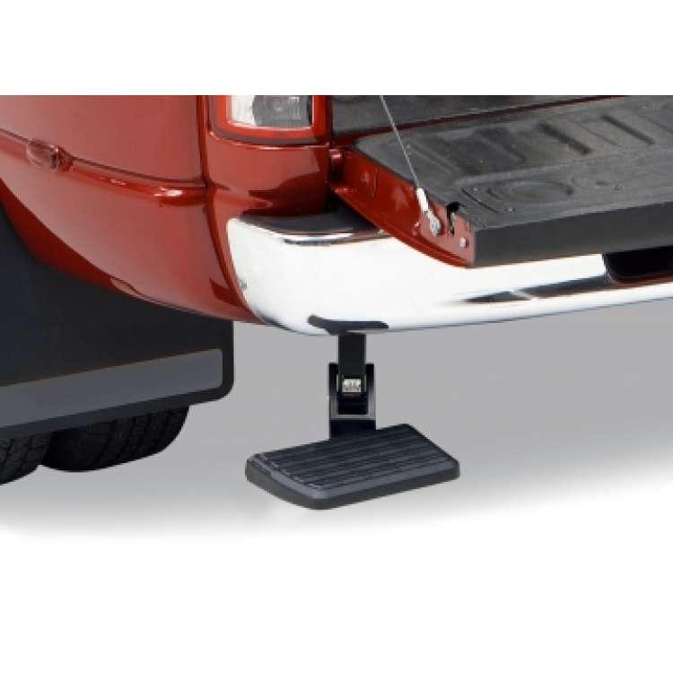 03-09 Dodge 2500/3500 BedStep Flip Down Bumper Step