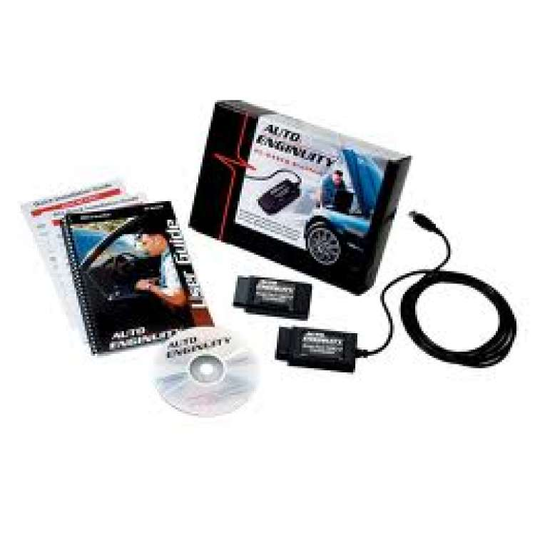 Ford Powerstroke Auto Enginuity Total Scanner Bundle