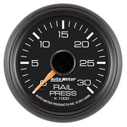 GM Factory Match 0-30,000PSI Diesel Fuel Rail Pressure 8386