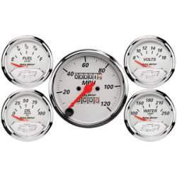 GM Performance Mechanical Speedo Gauge Kit 1300-00408