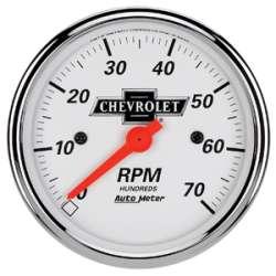 GM Performance Tachometer 0-7000RPM Gauge 1398-00408