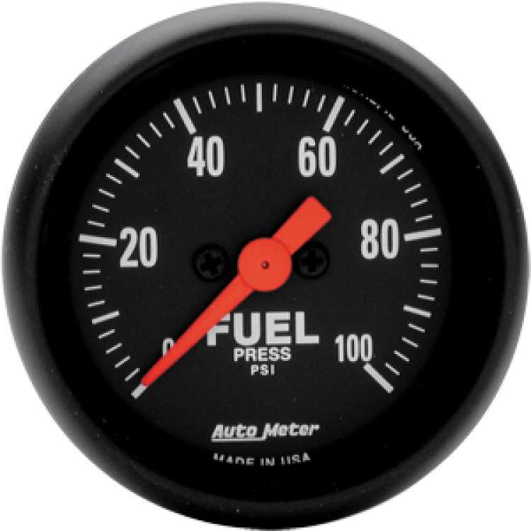 Z Series Electric Fuel Pressure Gauge 0-100 PSI 2663