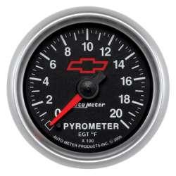 GM Performance Pyrometer 0-2000ºF Gauge 3645-00406