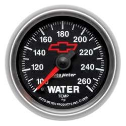 GM Performance Coolant Temp 100-260ºF Gauge 3655-00406