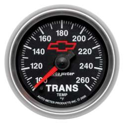 GM Performance Trans Temp 100-260ºF Gauge 3657-00406