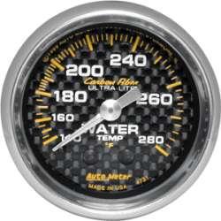 Carbon Fiber 120°-280°F Water Temp 4731