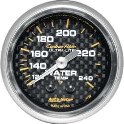 Carbon Fiber 120°-240°F Water Temp 4732