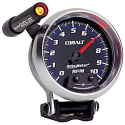 Cobalt 0-10,000RPM Mini-Monster Tachometer 6290