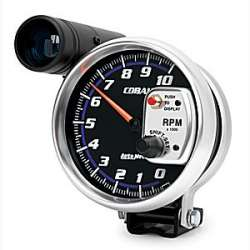 Cobalt 0-10,000RPM Shift-Lite Tachometer 6299