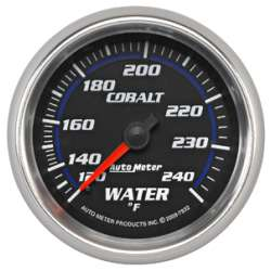 Cobalt 140-240ºF Mechanical Coolant Temperature Gauge 7932
