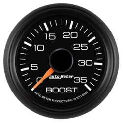 GM Factory Match 0-35PSI Boost Gauge 8304